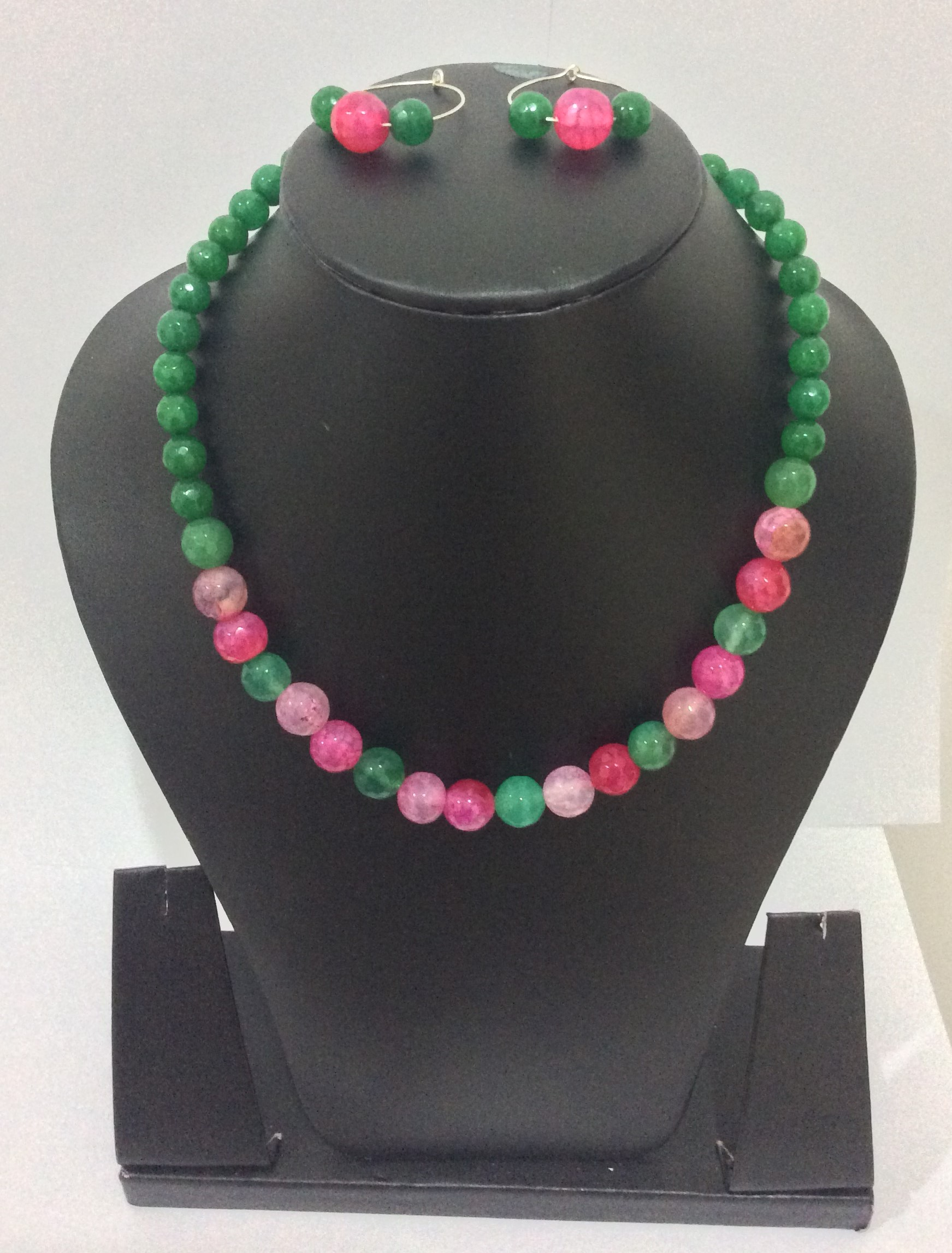 Finest Handmade Semi-Precious Bead Fashion Jewelry-02 | Tulasi Trendz UH89